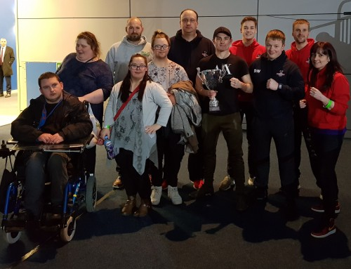 THANK YOU ENGLAND BOXING AND GB BOXING!
